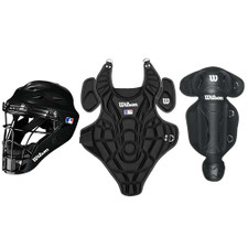 Wilson EZ Catcher's Gear Kit Set - L/XL