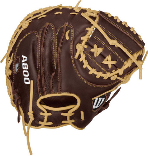 Wilson Showtime A800 Catchers Mitt Adult