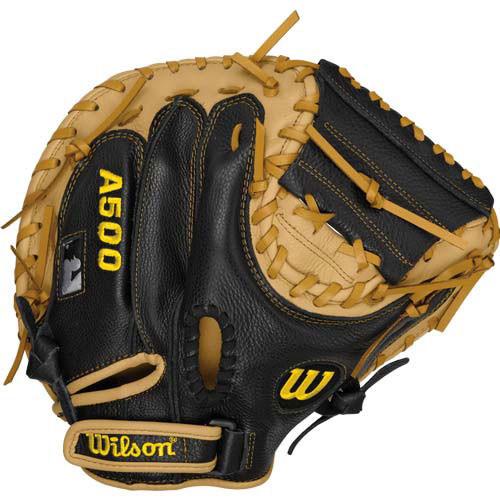 Wilson A500 Catchers Mitt