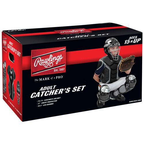 Rawlings Renegade Catcher's Set - Adult