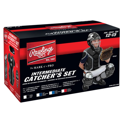 Rawlings Renegade Catcher's Set - Intermediate