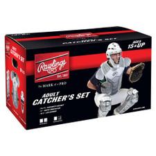 Rawlings Velo Catcher's Set - Adult