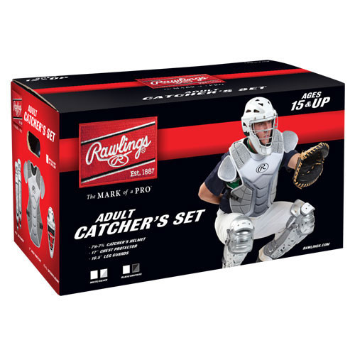 Rawlings Velo Catcher's Set - Adult
