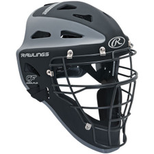 Rawlings Velo Two Tone Catcher's Helmet - Adult