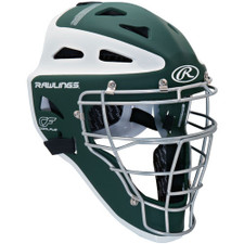 Rawlings Velo Two Tone Catcher's Helmet - Youth