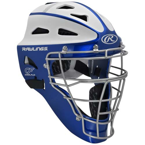 Rawlings Two-Tone Adult Softball Catcher's Helmet