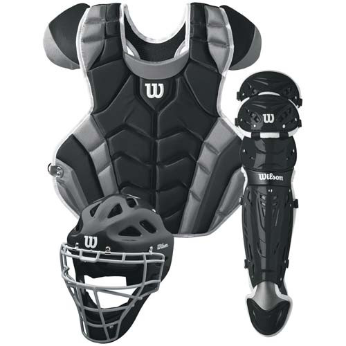 Wilson C1K Intermediate Catcher's Set