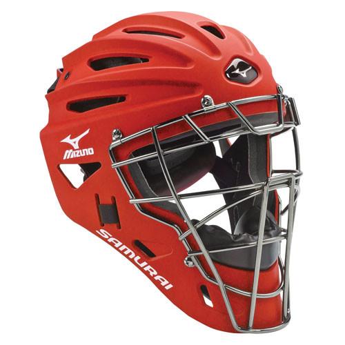 Mizuno Samurai Catcher's Helmet G4 - Youth