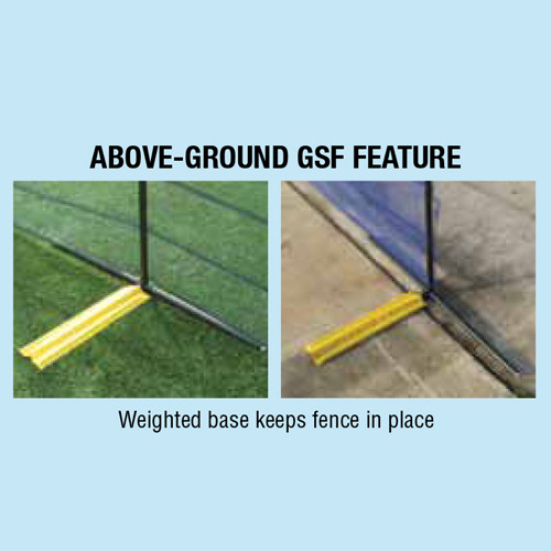 Complete Above Ground Fencing Kit