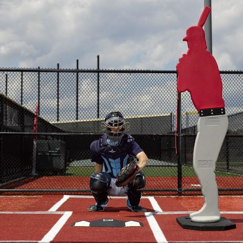 The Designated Hitter Youth Baseball Pitching Dummy