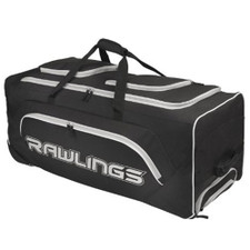 Rawlings Yadi Wheeled Catcher's Bag
