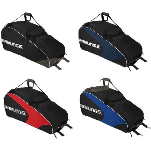c7754753a9 Rawlings Workhorse Wheeled Bag