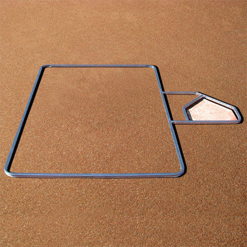 Adjustable Batter's Box Template