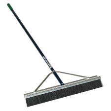 Double Play Scarifier Broom