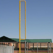 15' Varsity Foul Pole - Set of 2