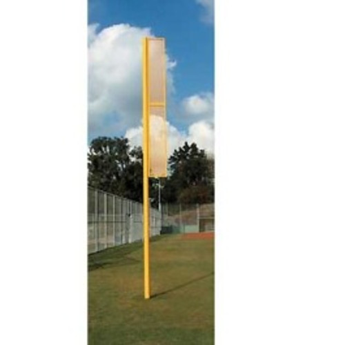 Foul Pole Ground Sleeves for 20' Pole (pair of 2)