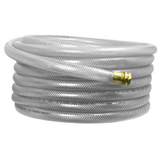 "1"" Clear Irrigation Hose - 75'"
