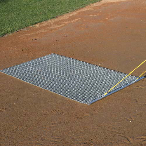 4' x 2' Rigid Steel Drag Mats