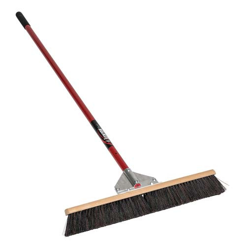 "Wonder Brooms with 60"" Straight Handle"