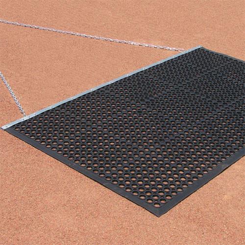 5' x 3' Original Infield Eraser Mat Drag