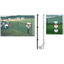 Outfield Package without Ground Sockets
