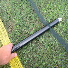 Individual Flexible Pole for Fence