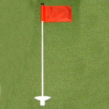 """32"""" Pole with Flag"""