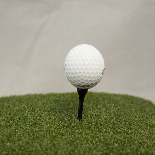 5' x 5' Tee Line Golf Mat