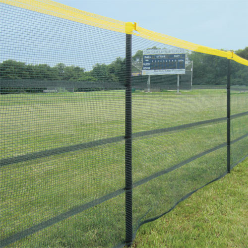 Grand Slam Fencing Premium Kit - 300' Fence - 5' Pole Spacing