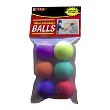 6-Pack Foam Balls