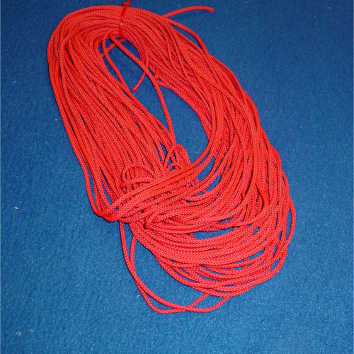 Red Lacing Cord (100 Feet)