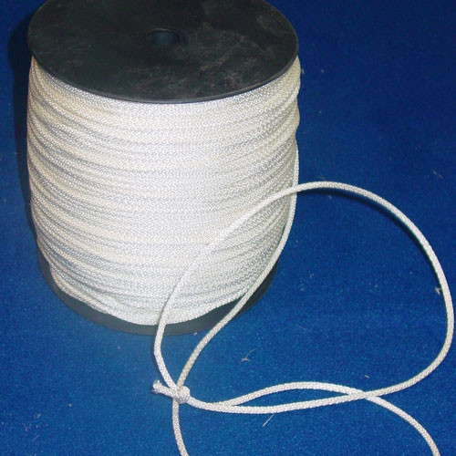 Roll of White Lacing Cord (1000 Feet)
