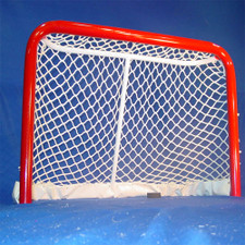 "2"" Mini-Mite One-Piece Welded Ice Hockey Goal"