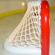 "Pond Hockey Goal 48"" x 12"" Top Shelf"