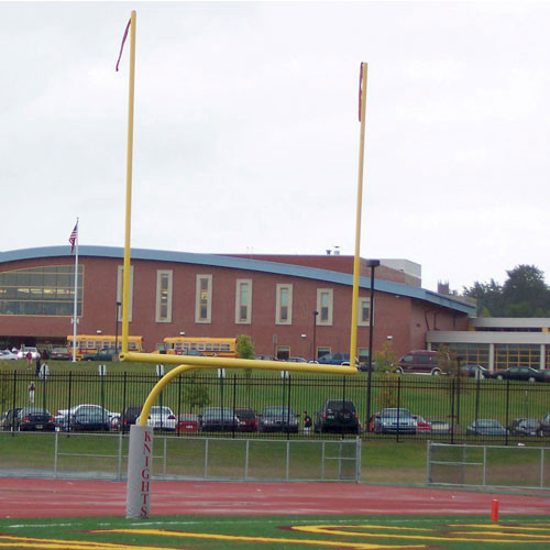 High School Aluminum Goal Posts