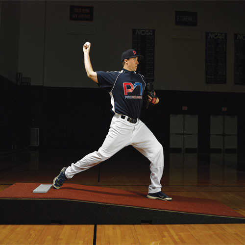 ProMounds Collegiate Pitching Mound with Clay Turf