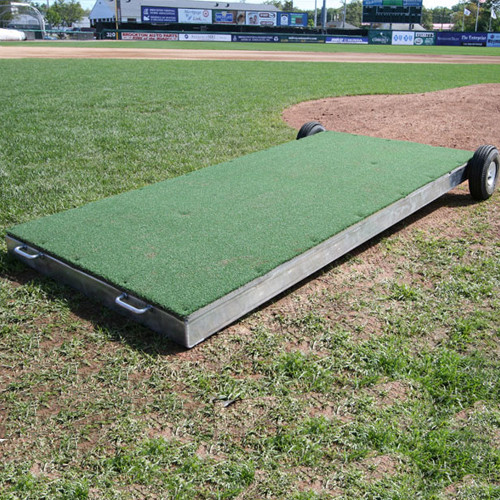 ProMounds ProModel Portable Pitching Platform