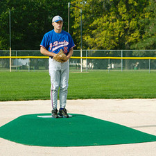 True Pitch 600 - Regulation Pitching Mound