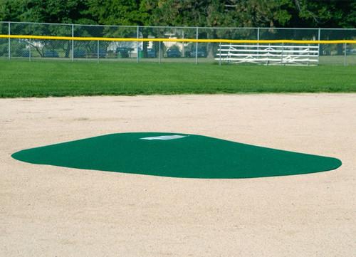 True Pitch 202-6A Game Pitching Mound