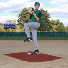 """ProMounds 6"""" Clay Bronco Pitching Mound"""