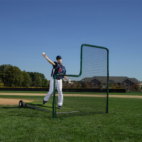 ProMounds Collegiate Pitching Platform