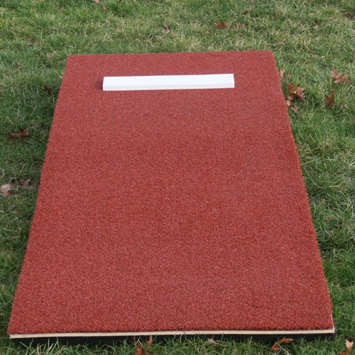 ProMounds Junior Practice Pitching Mound with Clay Turf
