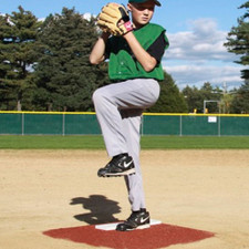ProMounds Clay Pitcher's Training Mound