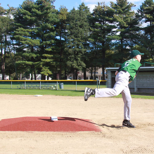 ProMounds Pitching Mound Clay Minor League