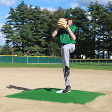 ProMounds Pitching Mound Green Minor League
