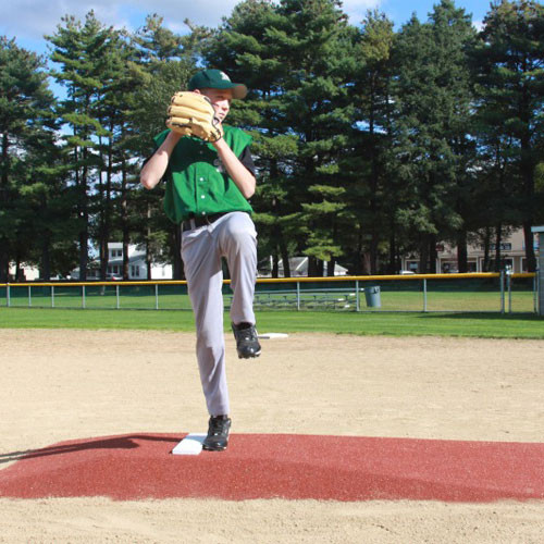 Promounds Major League Pitching Mound With Clay Turf On