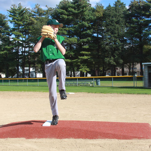 ProMounds Major League Pitching Mound With Clay Turf