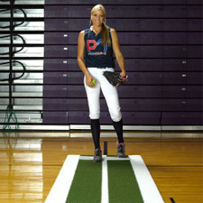 Jennie Finch Softball Pitching Lane Pro