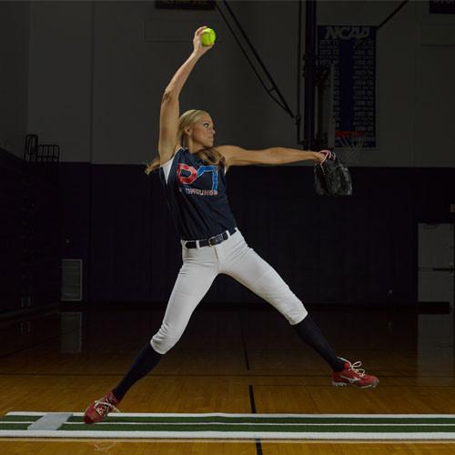 Jennie Finch Softball Pitching Lane Pro