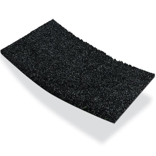GT48 Black Unpadded Artificial Turf